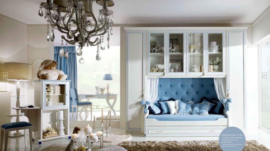 Детская мебель в стиле арт-деко Ferretti e Ferretti Happy Night