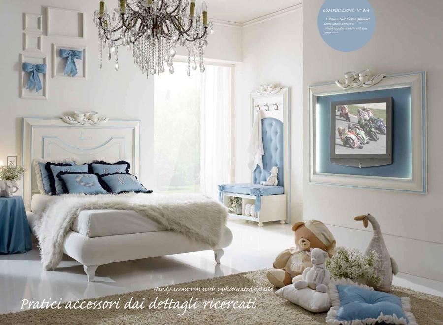 Односпальная кровать в детскую Ferretti e Ferretti Happy Night