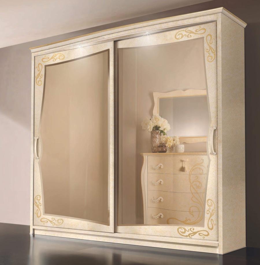 Шкаф с ручной росписью Signorini Coco Rubacuori laccata