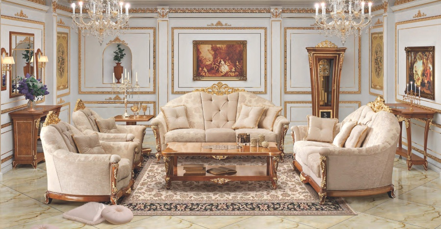 Мягкая мебель Signorini Coco La Medicea