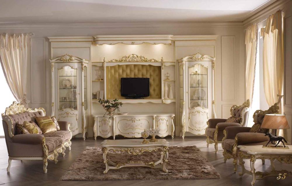 Мебель для гостиной Alberto Mario Ghezzani - Monnalisa
