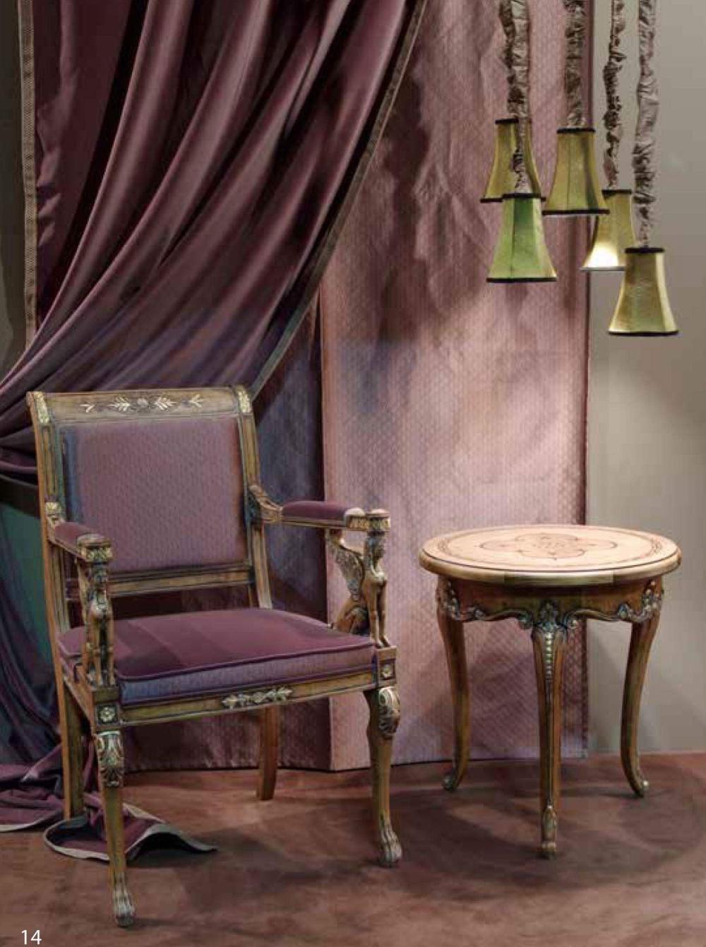 Кресло Antico Borgo - Decape