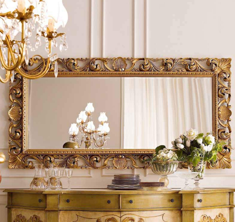 Зеркало в гостиную комнату Andrea Fanfani - Giorno 1085