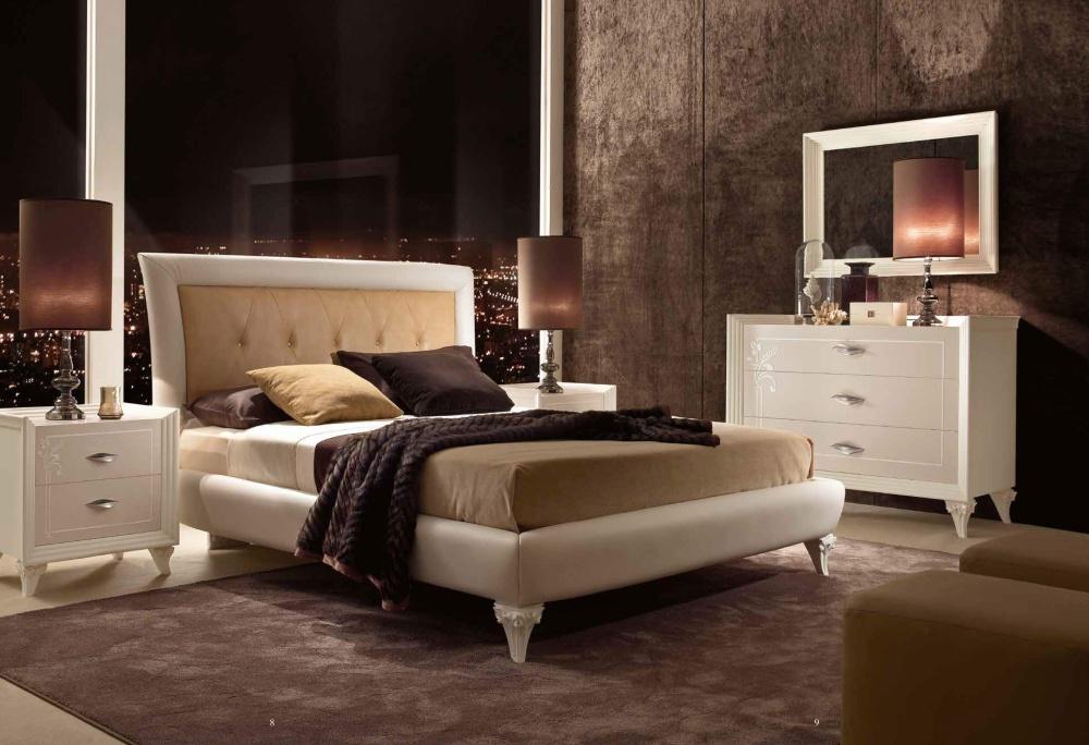 Кровать с прикроватными тумбами Ferretti e Ferretti - Today