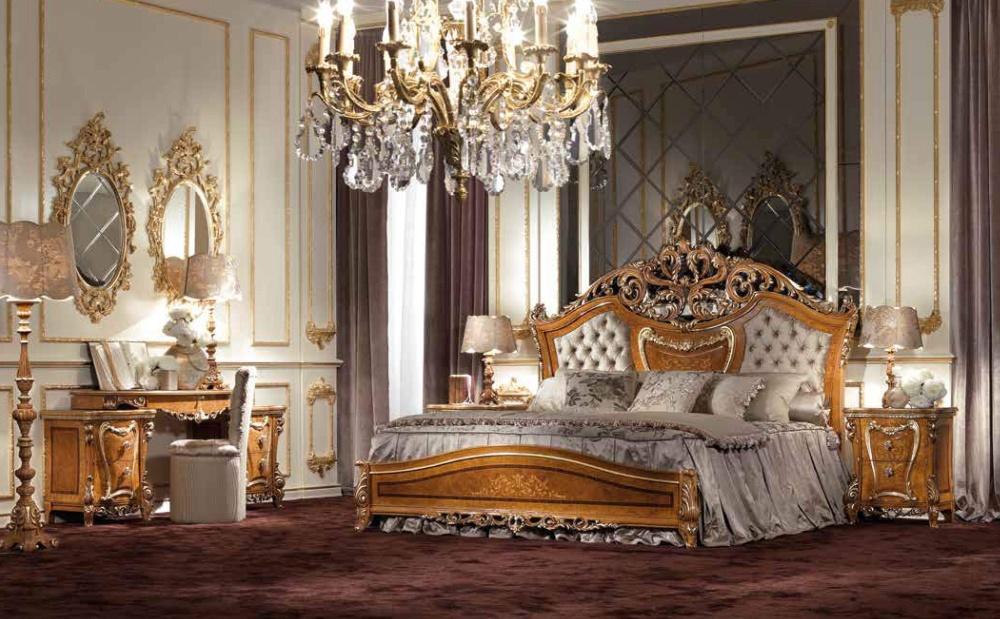 Спальня из массива Signorini Coco Caractere