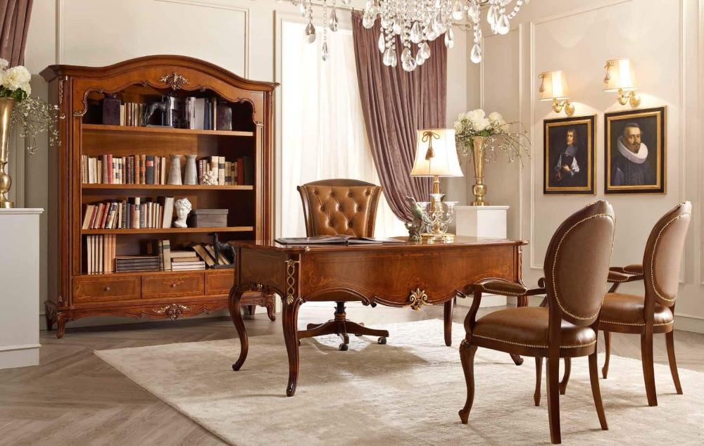 Кабинет в классическом стиле Valderamobili - Casa Principe