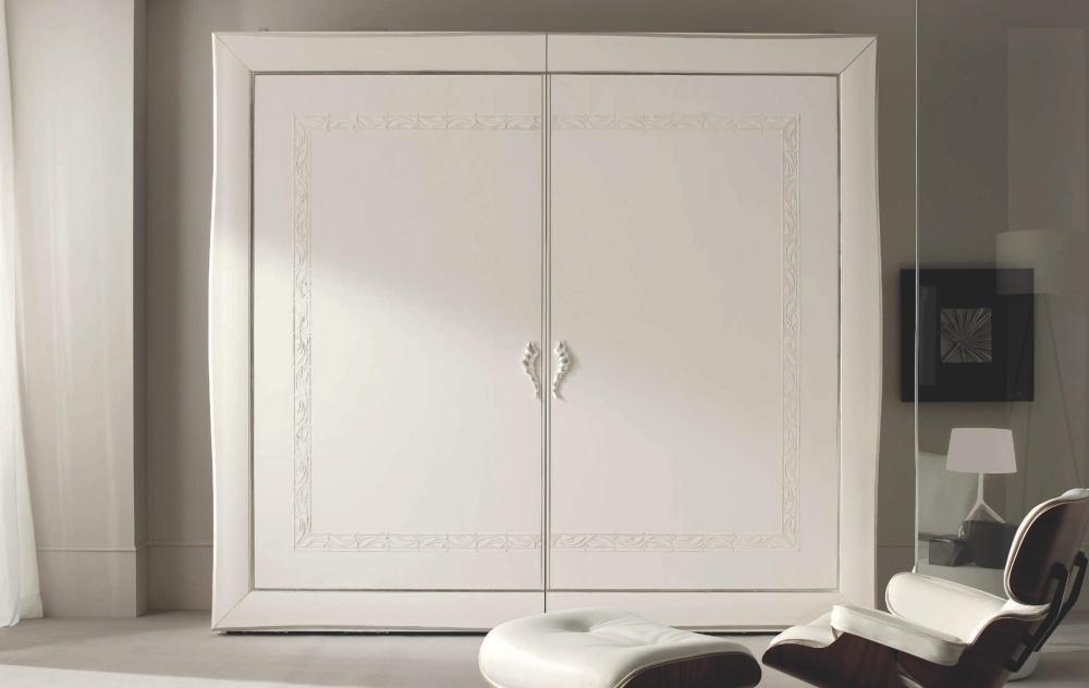 Белый шкаф Ferretti e Ferretti - Regina di Fiori