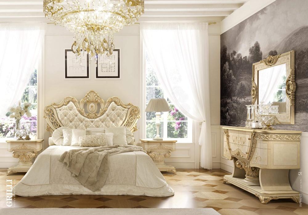 Кровать 690121 Grilli - Imperiale