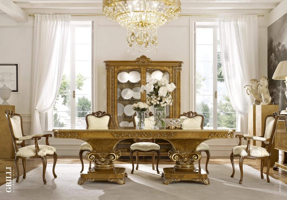 Стол со стульями Grilli - Imperiale