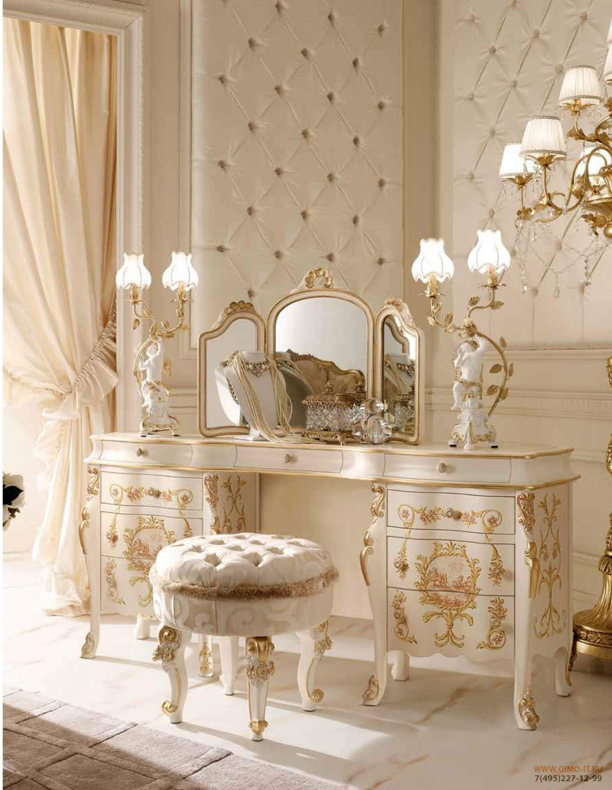 Туалетный стол Andrea Fanfani - Notte