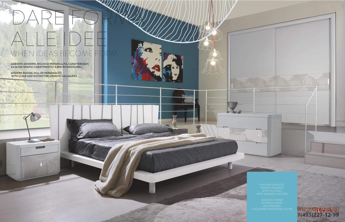 Кровать Domus - Susanne