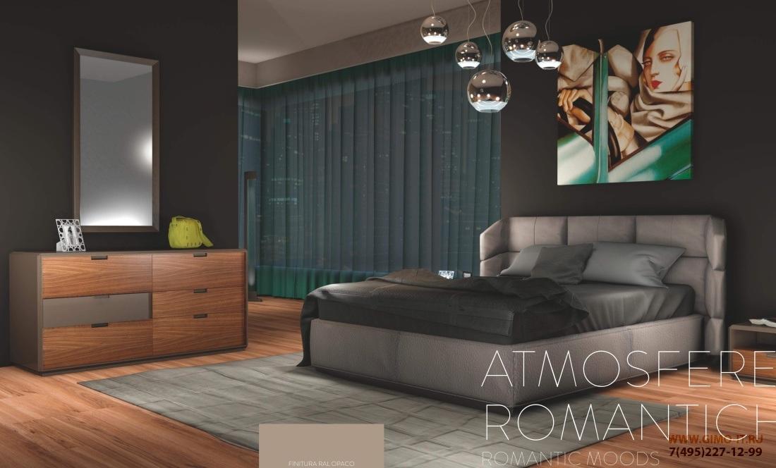 Кровать в стиле модерн Domus - Susanne