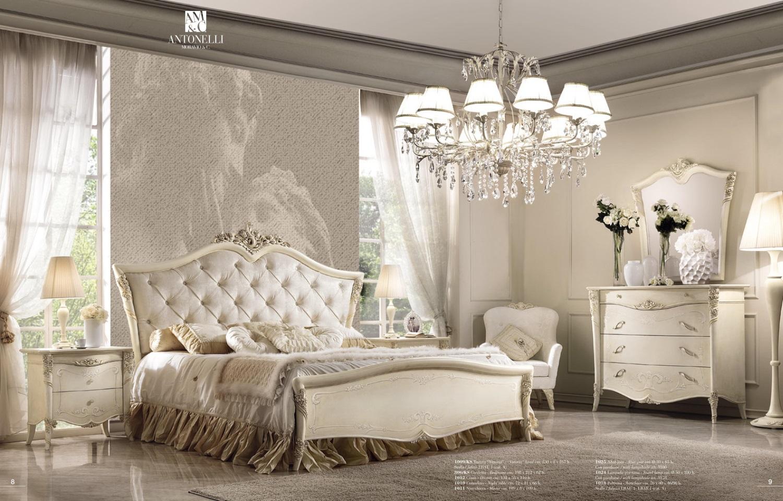 Спальня Antonelli Moravio & C - Vittoria