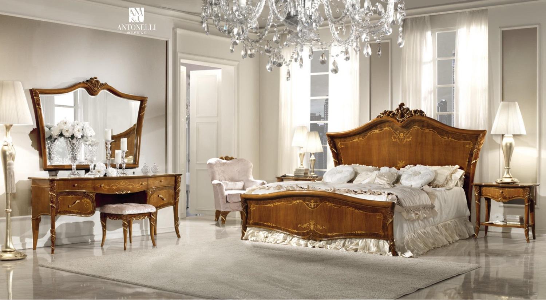 Итальянская спальня Antonelli Moravio & C - Vittoria