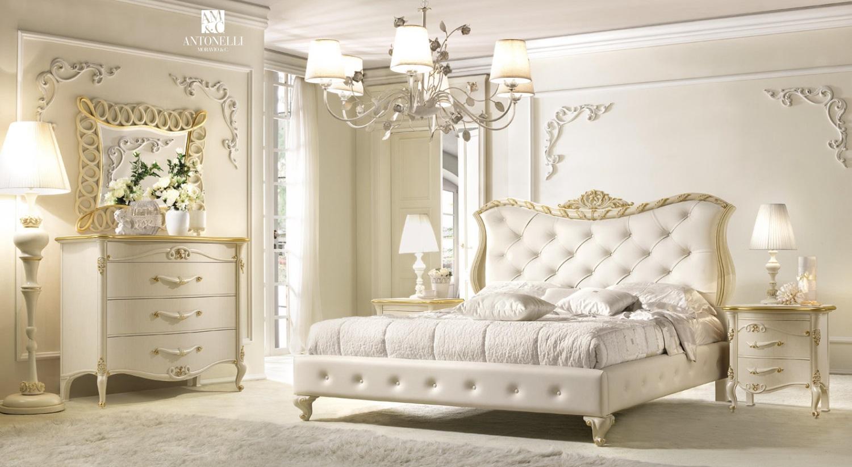 Светлая спальня Antonelli Moravio & C - Belvedere