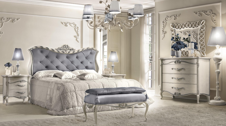 Кровать с капитоне Antonelli Moravio & C - Belvedere