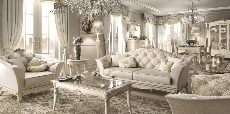 Мягкая мебель Antonelli Moravio & C - Vittoria