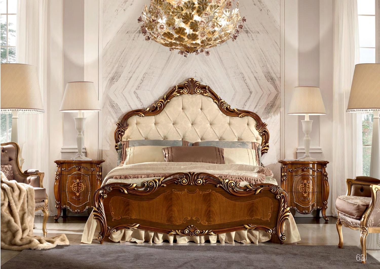 Кровать резная Grilli - Doge 380163