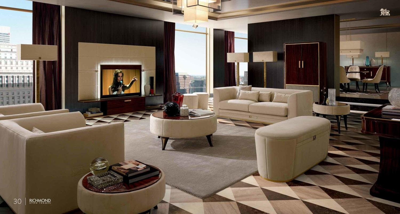 Мебель для гостиной Barnini Oseo - Richmond RC 96