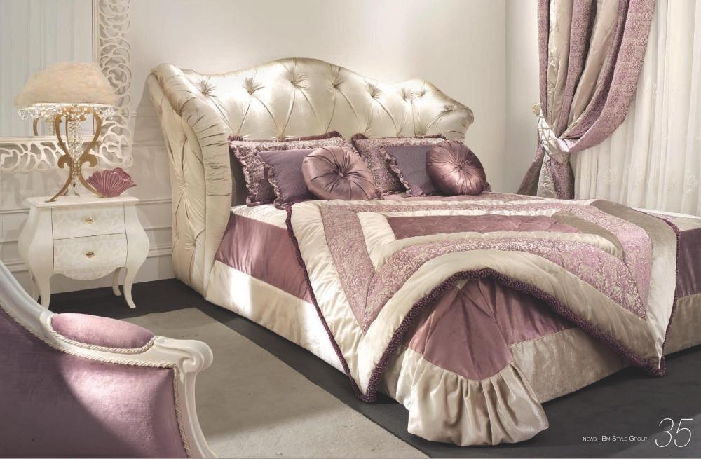 Спальня - кровать Botero BM Style