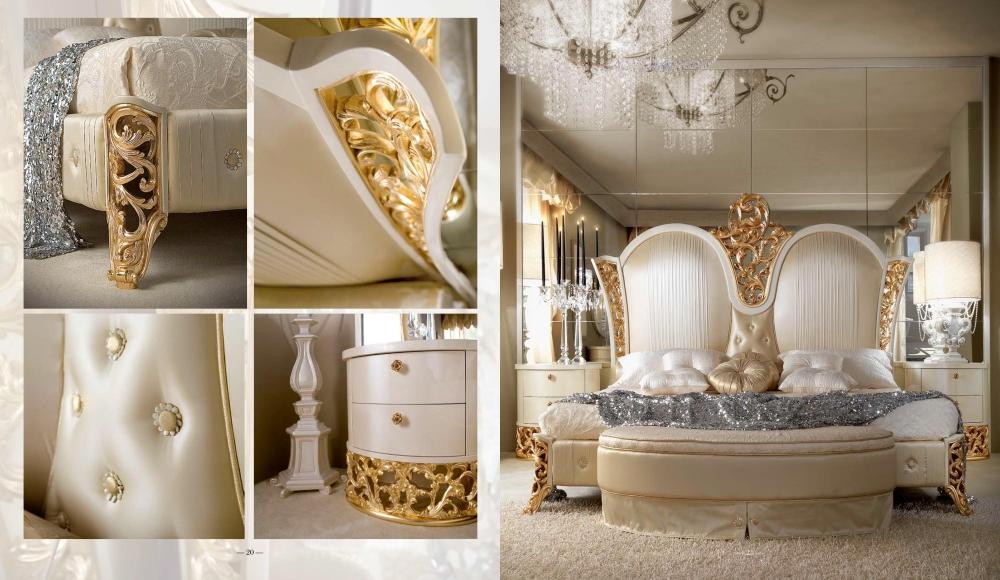 спальня Lanpas L'incanto