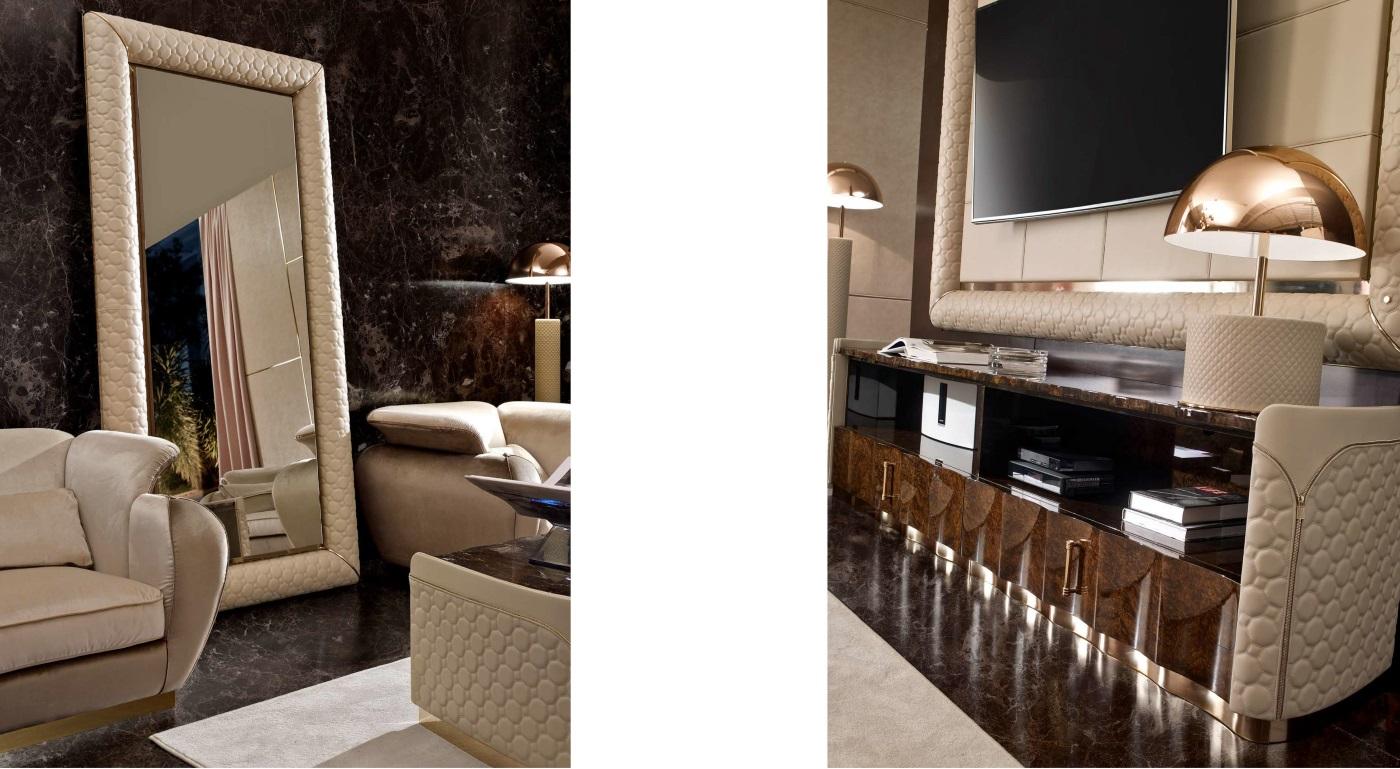 Итальянская мебель Luigi Volpi Luxury